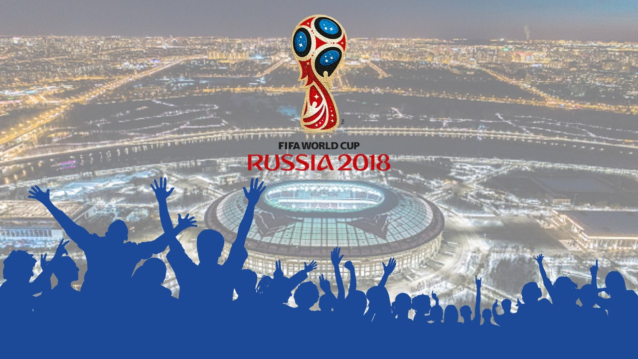 FIFA World Cup 2018 Russia background