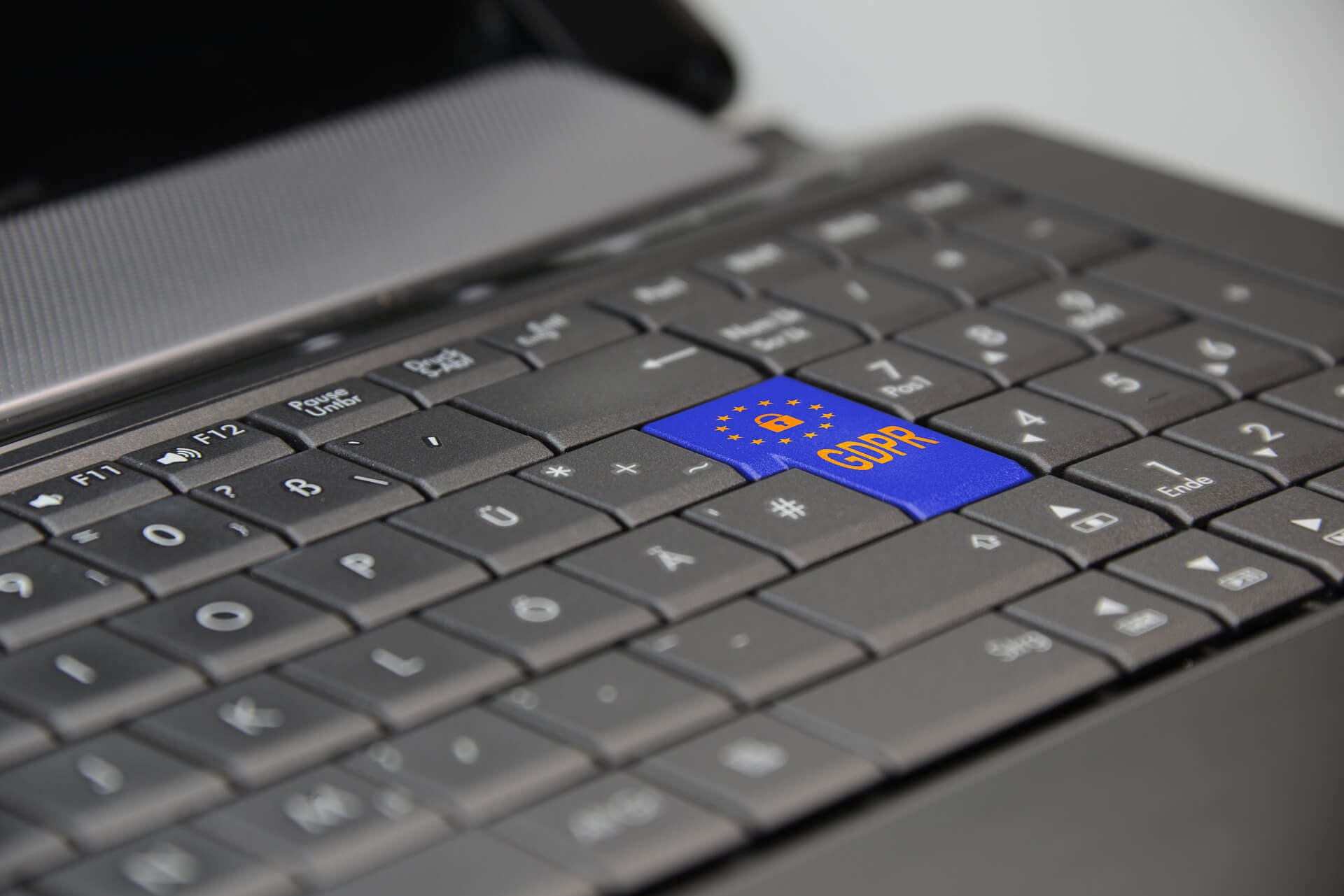 EU GDPR Data Privacy Policy Update